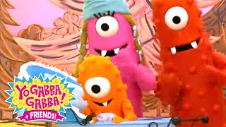 Download Yo Gabba Gabba! Full Episodes HD - Meet My Family | Nice to Meet You | The Roots | kids songs Video