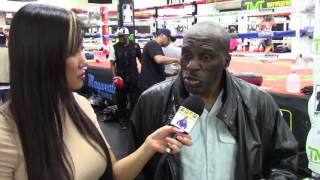Download ROGER MAYWEATHER ON NICHOLAS WALTERS: WAS A GOOD FIGHT BUT NOBODY LIKES A QUITTER Video