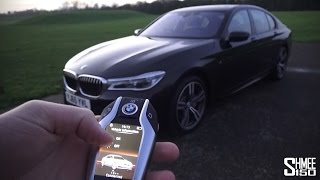 Download Being Chauffeured in the New BMW 7 Series - TECH FEST! Video