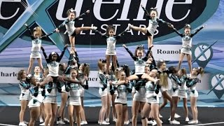 Download Cheer Extreme Richmond Golden Girls Showcase Jr Level 3 Video