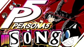 Download Persona 5 Rap Rock Song ″Ego Checker″ Video