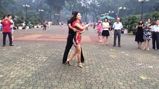 Download Bachata nâng cao bài 2 - CLB Khiêu vũ Nhịp sống vui Video
