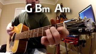 Download Star of the Show - Thomas Rhett - Guitar Lesson - Beginner / Intermediate - Tutorial Video