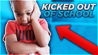 Download HE GOT KICKED OUT OF SCHOOL **permanently** Video