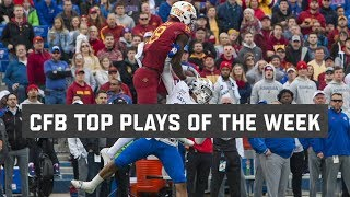 Download Top 10 Plays of Week 10 | College Football Highlights Video