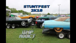 Download WhipAddict: Stuntfest 2K18 Car Show & Grudge Race, Big Rim Racing, Custom Cars, Donks Video