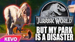 Download Jurassic World Evolution but my park is a disaster Video