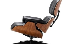 Download How an Eames Lounge Chair is made - BrandmadeTV Video
