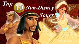 Download Top 10 Best Non-Disney Songs {of all time} Video