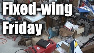 Download Fixed-wing Friday: HobbyKing WIngnetic (part 1) Video