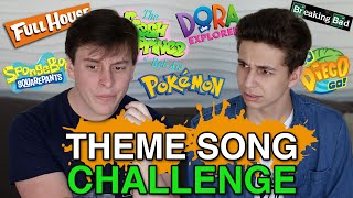 Download Theme Song Challenge w/ Thomas Sanders Video