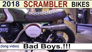 Download Scrambler Motorcycles 2018 Video