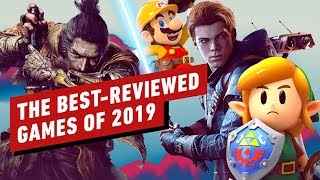 Download The Best Reviewed Games of 2019 Video