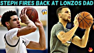 Download How Steph Curry ROASTED LONZO BALLS LIFE!! Why Lonzo MUST fix his jumpshot!! Video