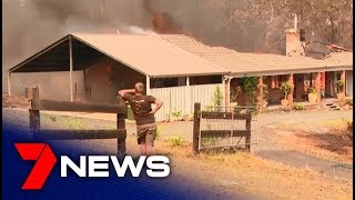 Download Northern NSW bushfire emergency November 2019 | 7NEWS Video