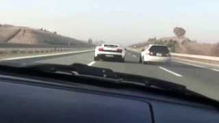 Download EG Civic Turbo vs LP-560 Gallardo Video