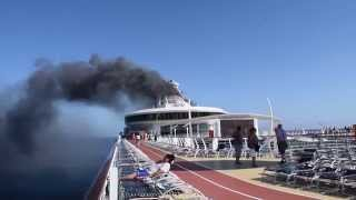 Download Royal Carbibean Freedom of the Seas Fire Video