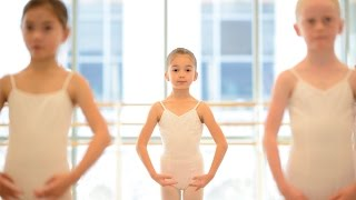 Download SF Ballet School's Pre Ballet Program Video