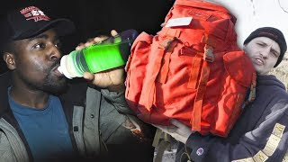 Download Surviving In The Wild With Emergency Survival Kit (goes very wrong) Video