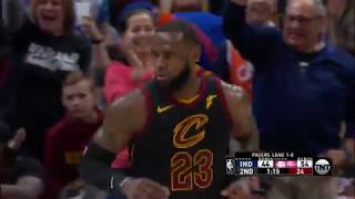 Download LeBron James Best Buckets From His 7 40-Point Games This Postseason Video