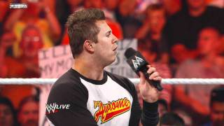 Download Raw - The Miz and R-Truth take control of Raw Video