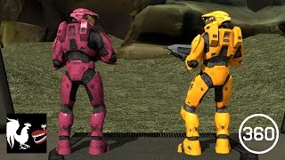 Download Red vs. Blue 360: A Day at the Base Video