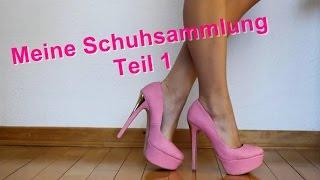 Download Meine Schuhsammlung TEIL1/3 || My High Heels Shoe Collection PART1/3 Video