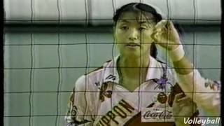 Download 【Women Volleyball】【1995 World Cup】【Japan vs Holland】 Video
