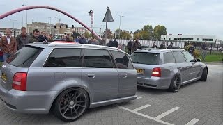 Download Audi RS4 Avant B5 with RS4 Car Trailer! Video