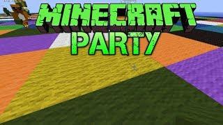 Download Minecraft: Party - Mini Games w/ Simon Video