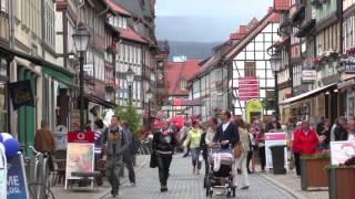 Download Reisen in Deutschland - Wernigerode und Goslar Video