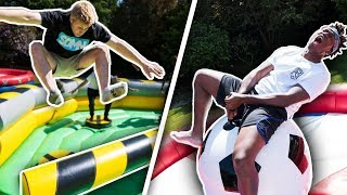 Download SIDEMEN WORLD CUP WIPEOUT CHALLENGE Video