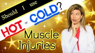 Download Muscle Injuries. Should you use hot or cold therapy? back pain, muscle strain / sprain Video