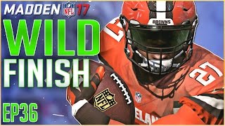 Download MADDEN 17 CAREER MODE: WILD PLAYOFF FINISH IN AFC CHAMPIONSHIP!   SEASON 4 Video