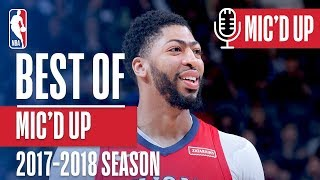 Download Best All-Access Mic'd Up Moments of the 2018 NBA Season Video