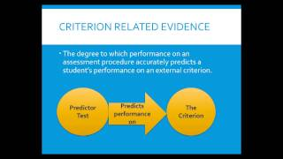 Download Validity in Classroom Assessment Video