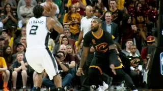 Download Spurs vs Cavaliers: Best of Phantom | 01.21.17 ABC Saturday Video