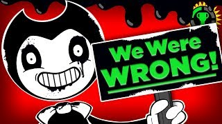 Download Game Theory: We Were TOTALLY WRONG! What Bendy's Ending REALLY Meant (Bendy and the Ink Machine) Video