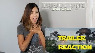 Download ROGUE ONE: A STAR WARS STORY Official Trailer #2 Reaction! Video