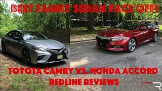 Download 2018 Honda Accord Vs Toyota Camry – Redline: Comparison Test Video