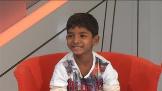 Download 'Lion' Star Sunny Pawar on Playing Little Saroo Video