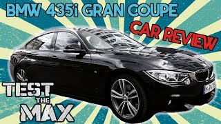 Download BMW 435i Gran Coupe im Fahrbericht | Test the Max Video