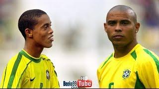 Download Ronaldo & Ronaldinho Show vs Argentina 1999 Video