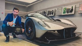 Download Speccing A REAL Aston Martin Valkyrie - Delivery Coming Soon! Video
