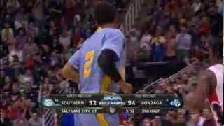 Download Gonzaga vs Southern University Video