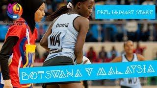 Download Botswana v Malaysia   #NWYC2017 Video