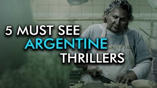 Download Five Must-See Argentine Thrillers Video