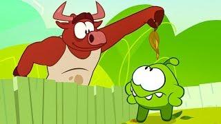 Download Om Nom Stories 💚 Super-Noms: Neighbour Wars (Cut the Rope) Kedoo ToonsTV Video