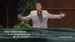 Download Sermon: ″The Heart Set Right″ Video