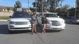 Download RANGE ROVER VS MOMS NEW CAR RACE!! Video